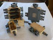 Коробки соединительные взрывобезопасные КП-6,  КП-12,  КП-24,  КП-48.