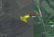 земля в Новокузнецке 9, 6 га