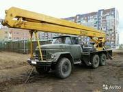 Услуги автокран 14тонн до 75 тонн