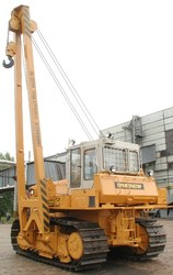 Гусеничный трубоукладчик ЧЕТРА ТГ321 г/п 50-55 тонн