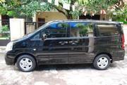 продам Nissan Serena Б/у , год выпука 2001, цвет-черный,  объем двигателя