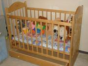 Продаётся детская кроватка «Наша Мама»