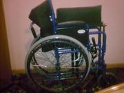 Продам складную коляску для инвалида