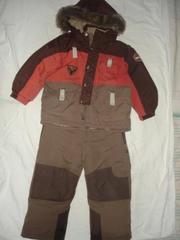 Продам канадский зимний костюм